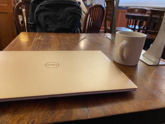 カフェコーヒーパソコン