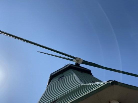 霞ヶ浦総合公園の風車
