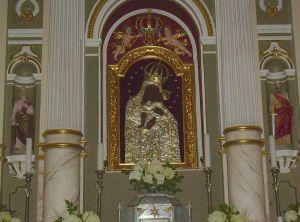 siluvos marijos paveikslas
