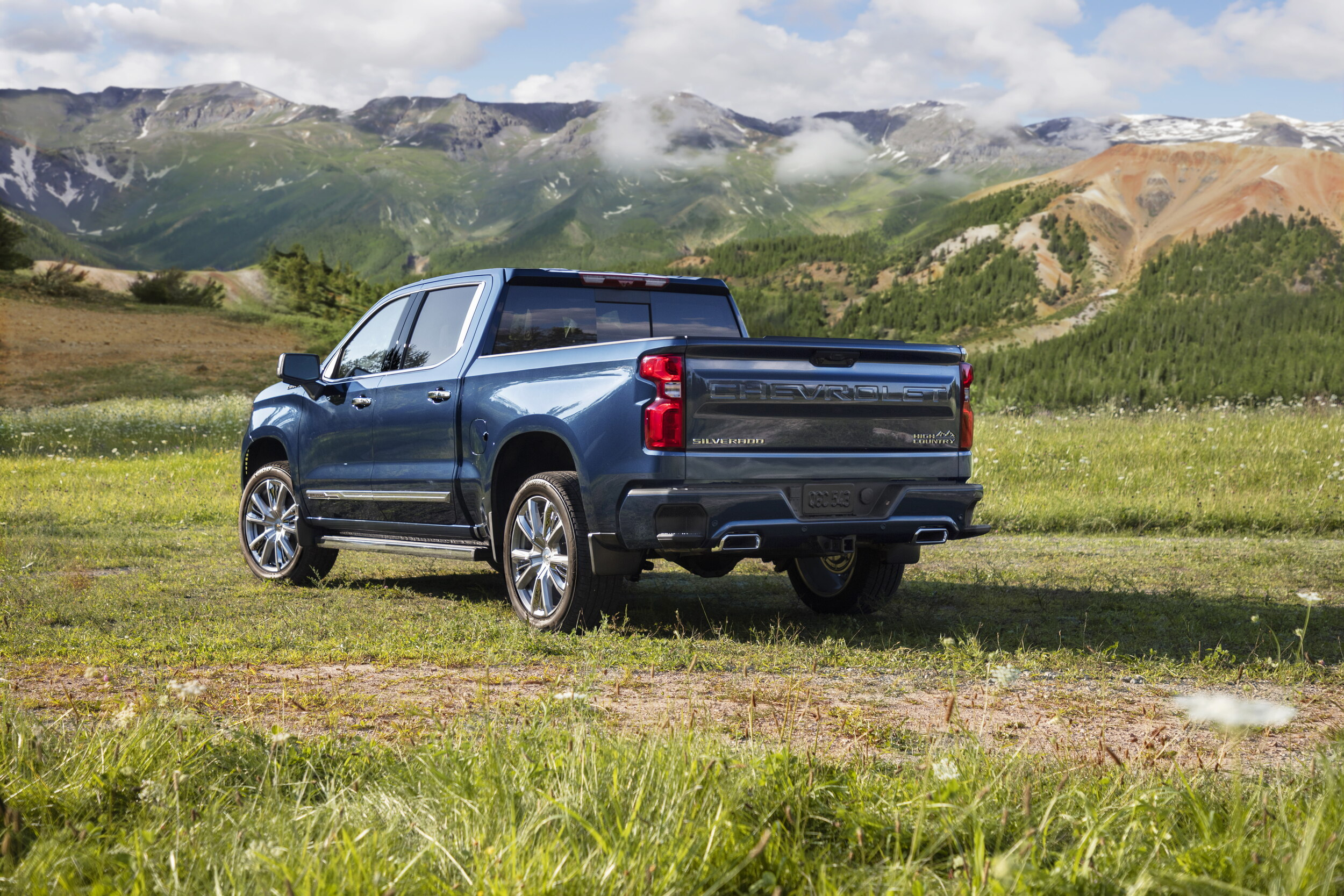 Chevrolet Silverado High Country 2022