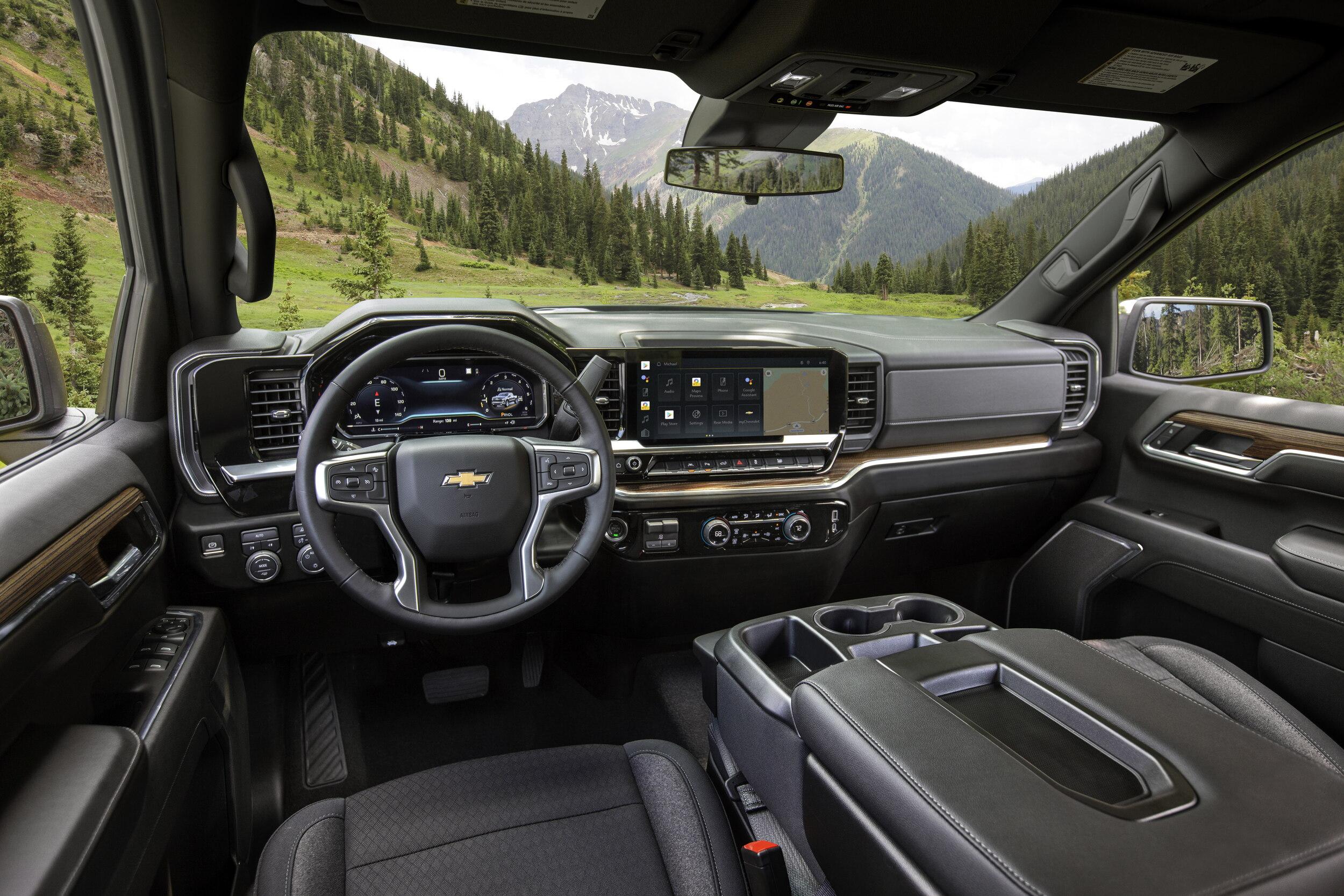Chevrolet Silverado LT 2022
