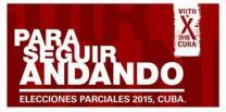 #SeguirAndando #VotoXCuba
