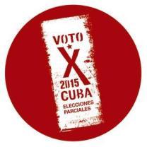 #VotoXCuba