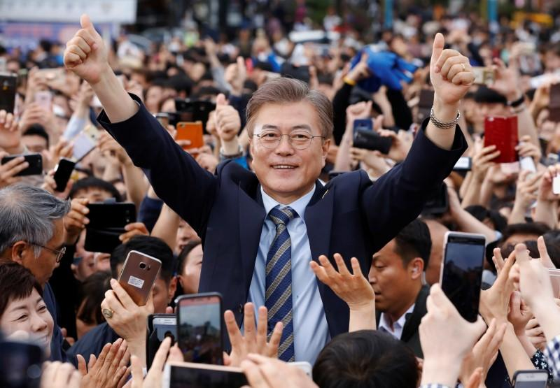 South Korea: Rising Moon of the East