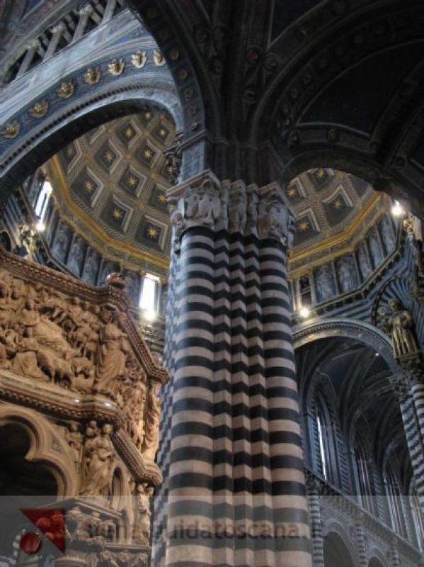 Il Duomo di Siena e il Battistero la costruzione e le