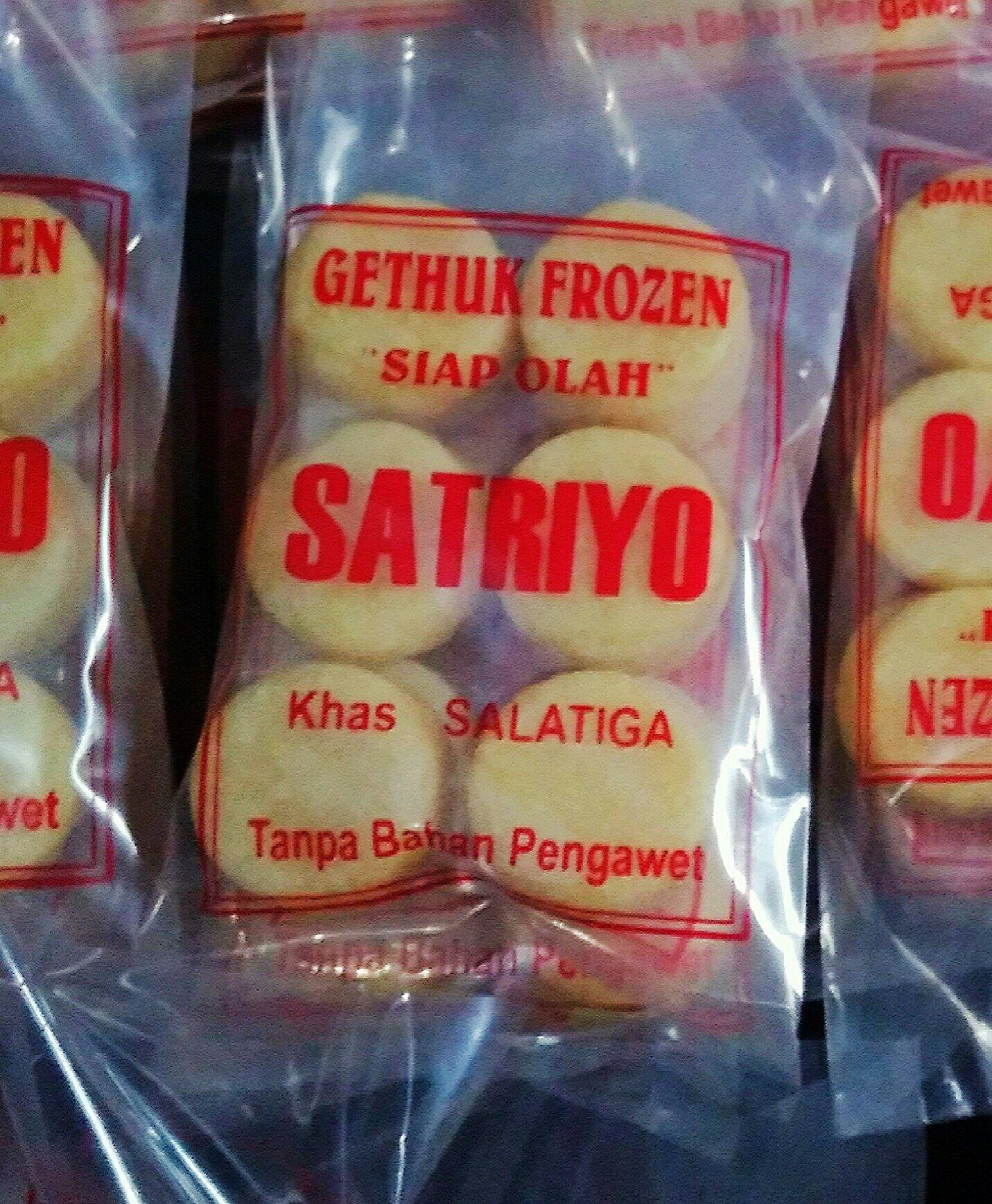 Oleh Oleh Khas Salatiga : salatiga, Gethuk, Salatiga, Siengkongsatriyo