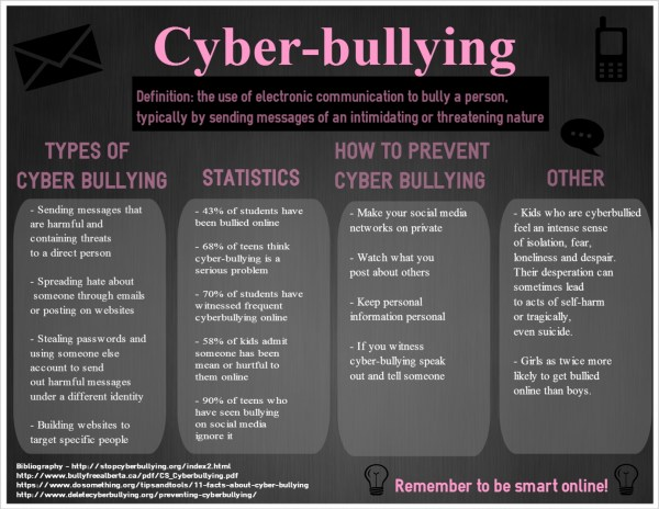 Cyberbullying Essay Outline