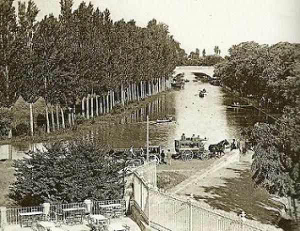 Canal Imperial ca. 1900 _ Vista desde la Torre que años más … _ Flickr_files