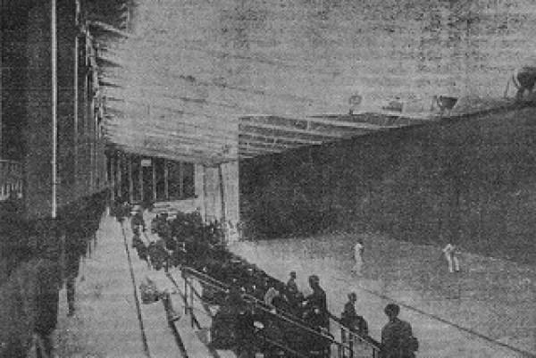 1931-Frontón Zaragozano