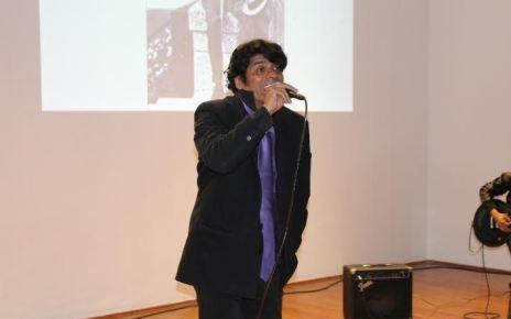 César Vallejo en el Cultural