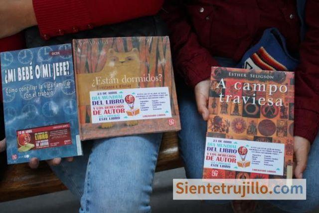 Liberación de Libros por el Fondo de Cultura Económica