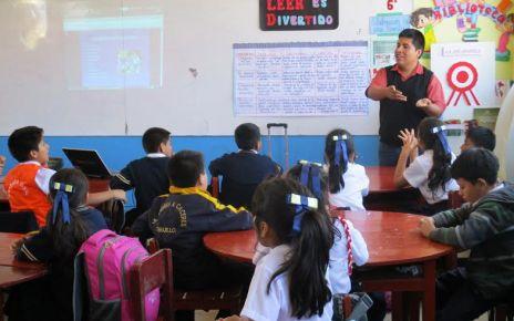 Proyecto educativo e inclusivo en Trujillo