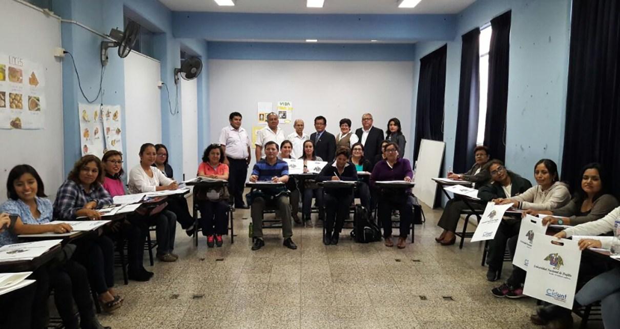 Centro de Idiomas de la UNT