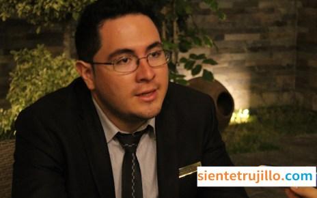 Director de revista Impacto Empresarial