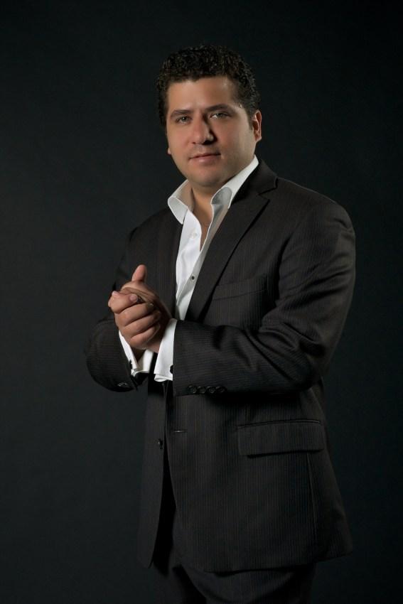 Eduardo Rojas, solista en Beethoven El Emperador