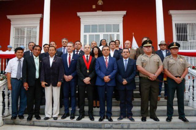 Bicentenario del Perú