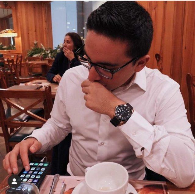 Joe Sotomayor Yzaguirre