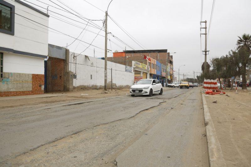 Avenidas de Trujillo