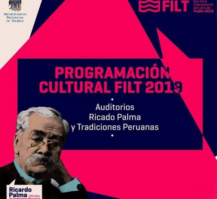 Feria Internacional del Libro de Trujillo 2019