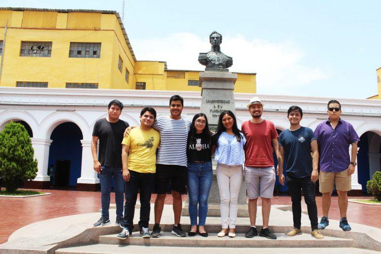 Estudiantes de la UNT