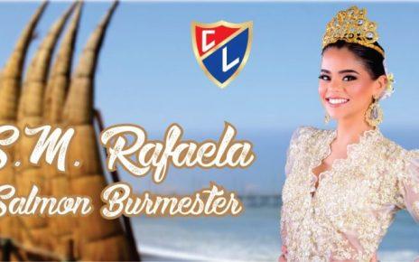 Rafaela Reina del 60º Concurso Nacional de Marinera 2020 Trujillo y 10º Concurso Mundial de Marinera 2020