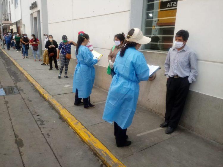 Banco de la Nación de Trujillo