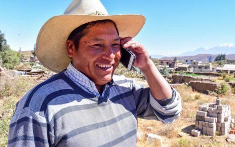 4G en Perú