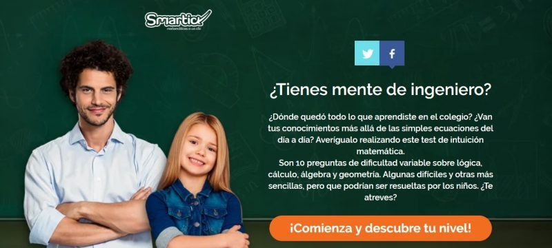 Reto digital Smartick
