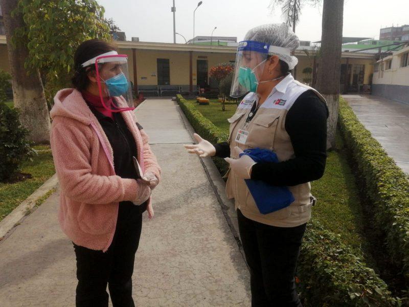 Coronavirus en Perú SUSALUD