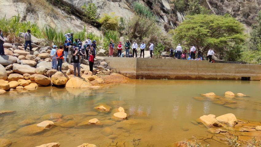 Emergencia del río Moche