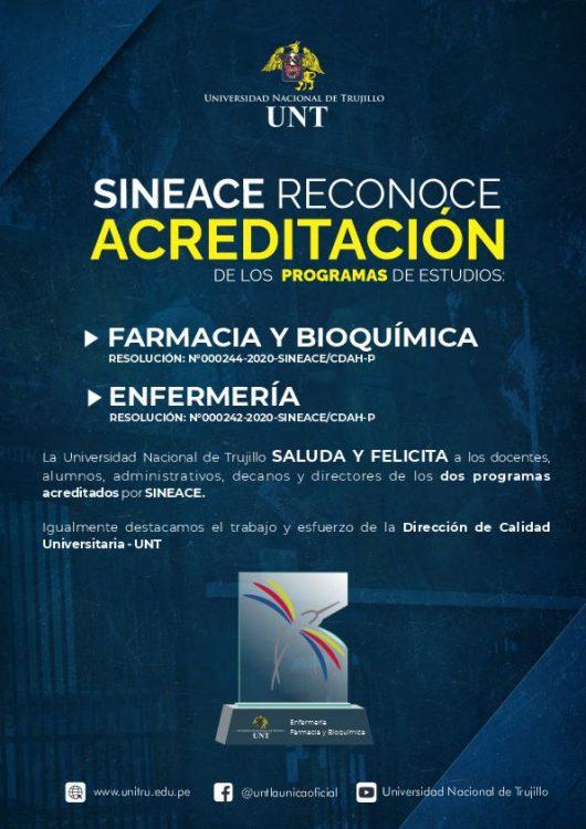 Farmacia y Bioquímica de la UNT