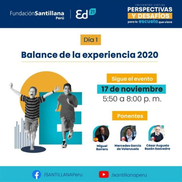 Fundación Santillana la escuela que viene