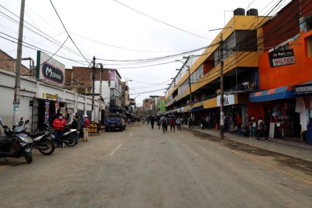 calle Sinchi Roca