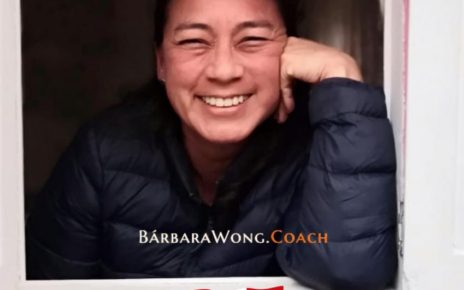 Bárbara Wong coach