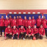 Image : effectif du Sierck futsal Club saison 2015-2016