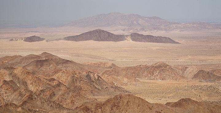 The Sonoran Desert in Baja California