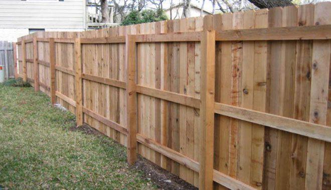 Wood Fence Austin TX