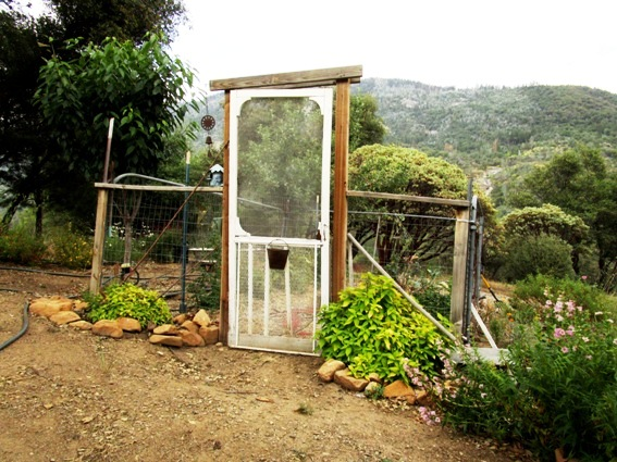 The Ranch Gate Garden