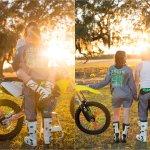 Motocross Engagement Session Orlando Engagement Photographer