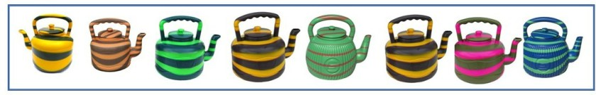 Plastic Ablution Containers