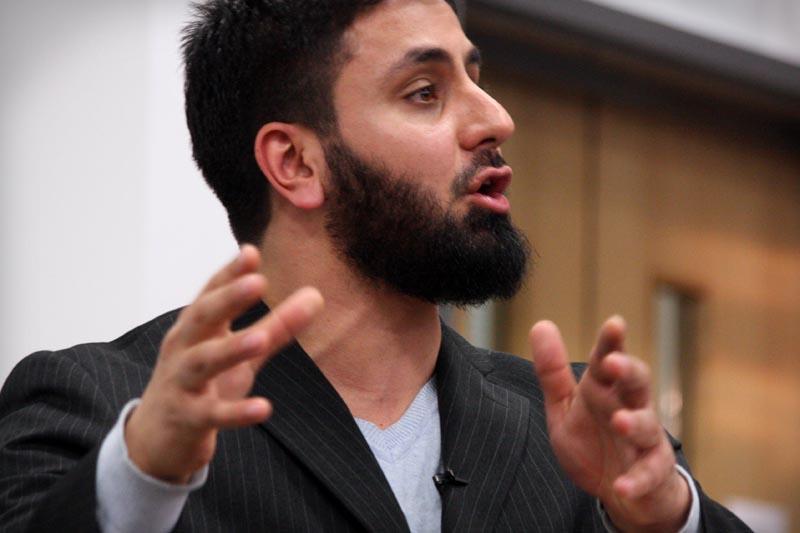 Hamza Tzortzis