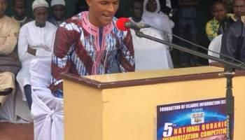 Nigeria's 2018 National Quranic Recitation Competition top