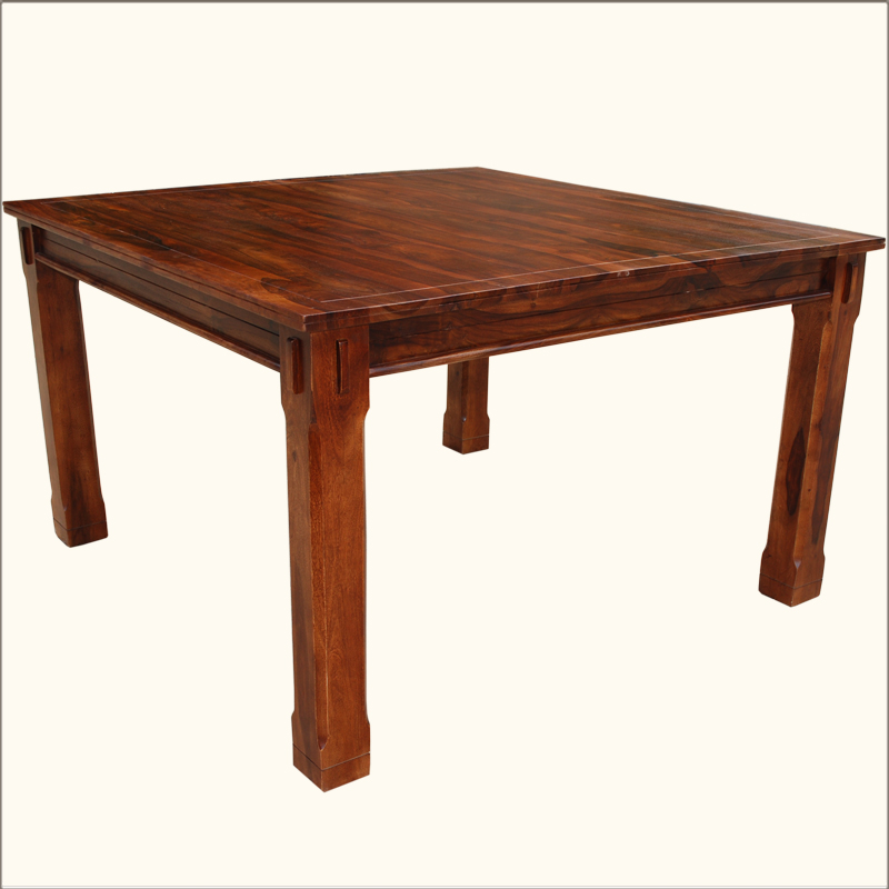 Dining Table Furniture Square 8 Seat Dining Table