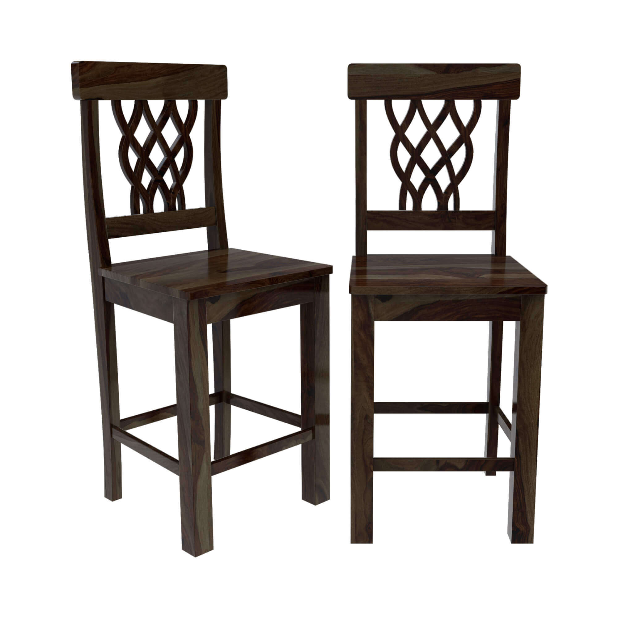 Bar Height Dining Chairs Portland Pineapple Back Counter Height Dining Chair