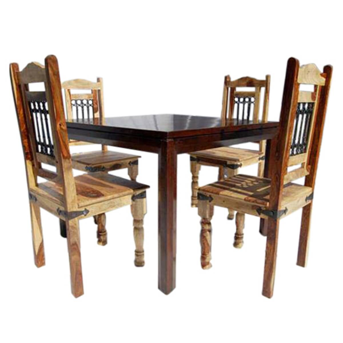 Dining Room Table With Chairs Square Dining Room Table And Chairs Set