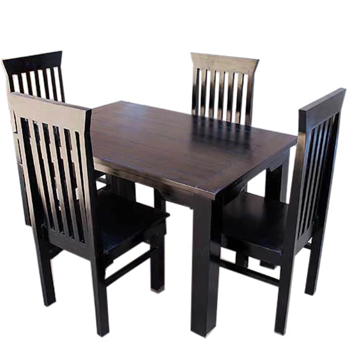 Kitchen And Dining Room Chairs Contemporary Lincoln Kitchen Dining Room Table And Chairs Set