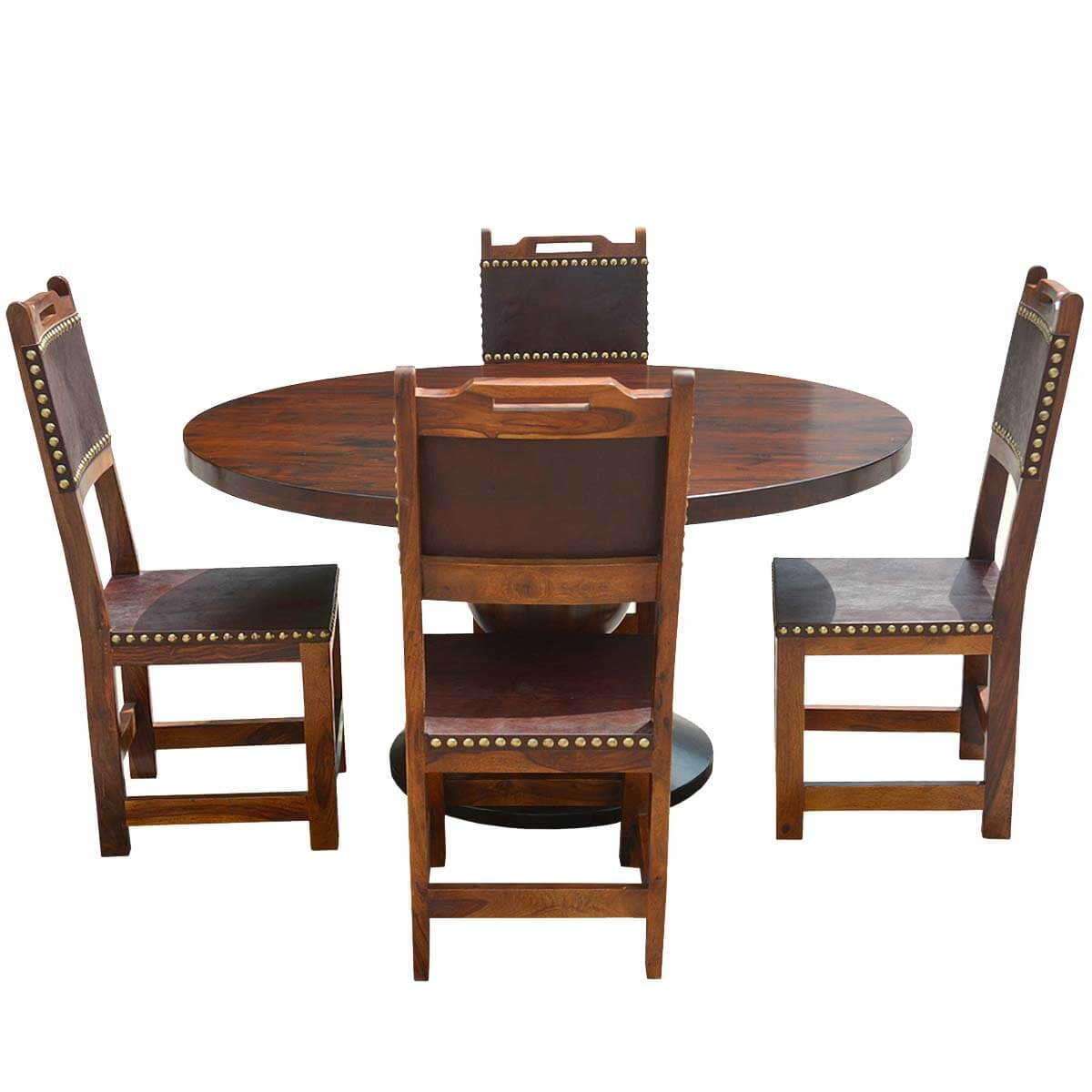 suede dining table chairs homedics elounger massage chair santa ana round kitchen set with leather back