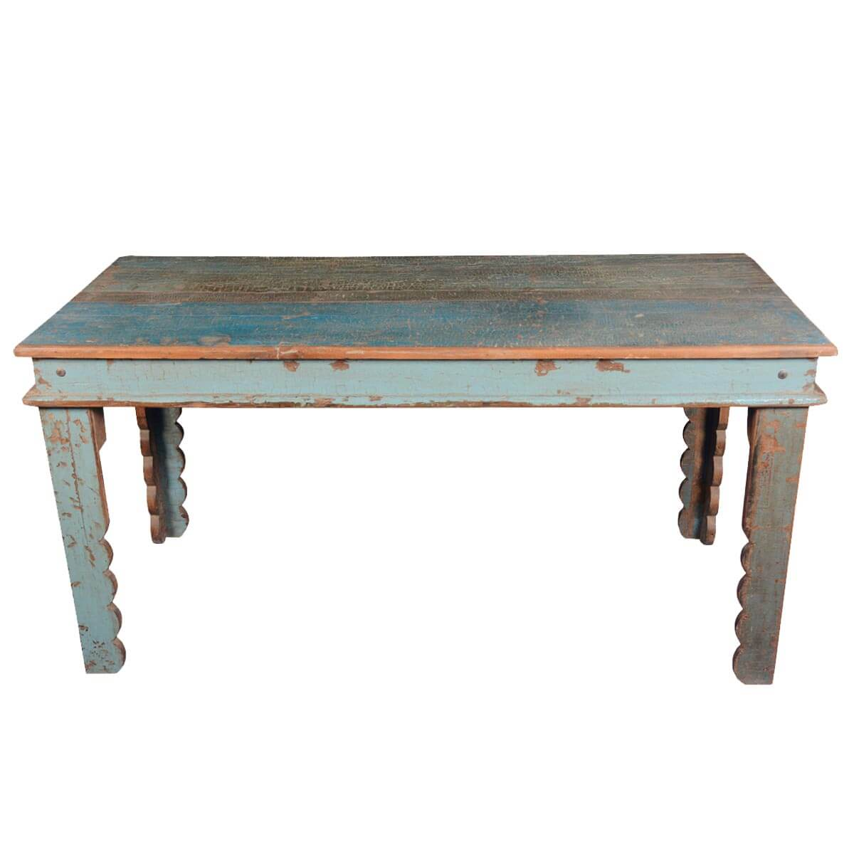 farm house kitchen table naples cabinets rustic farmhouse reclaimed wood rectangular