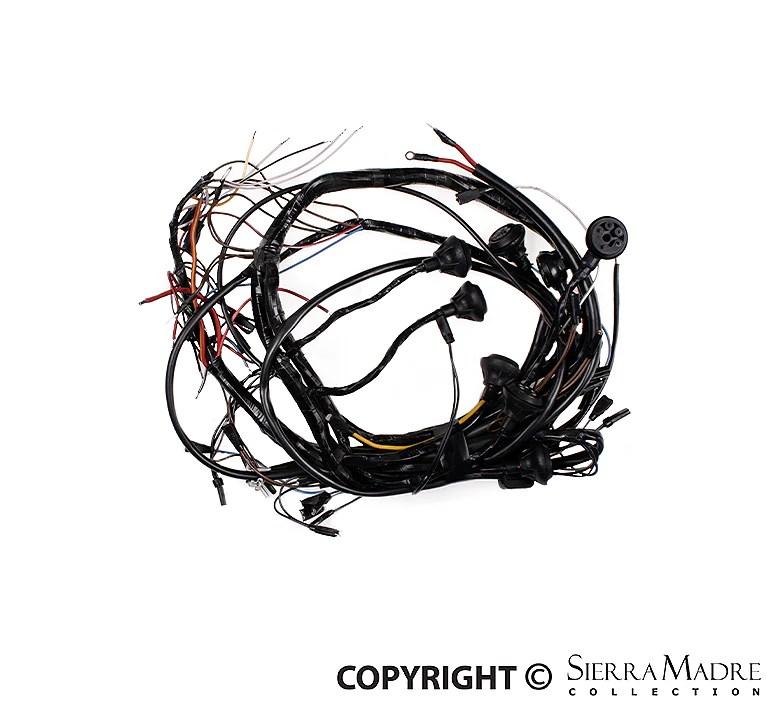 Porsche Parts Complete Wiring Harness, 911 (68-73)