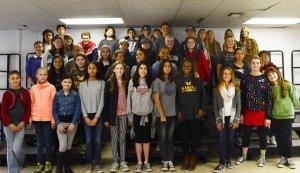 2015 Sierra Madre Kiwanis Builders Club